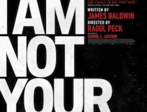 Special Event: I AM NOT YOUR NEGRO — SOLD OUT