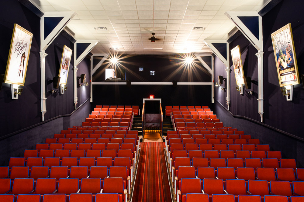 Strand Theatre Interior