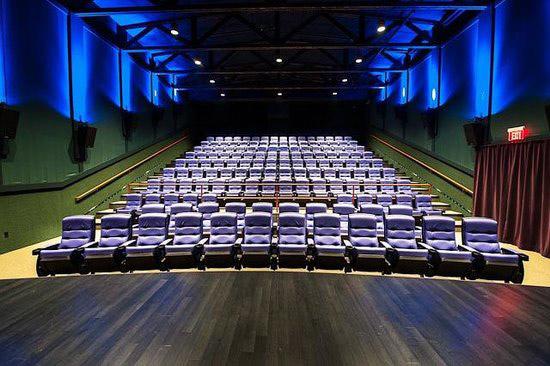 Film Center Interior
