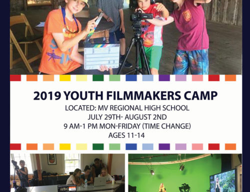 2019 YOUTH FILMMAKERS CAMP with MVTV
