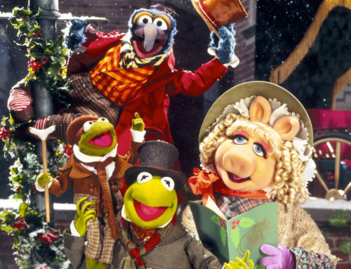 THE MUPPET CHRISTMAS CAROL – special FREE event!