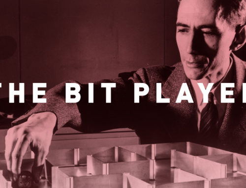SCIENCE ON SCREEN – THE BIT PLAYER