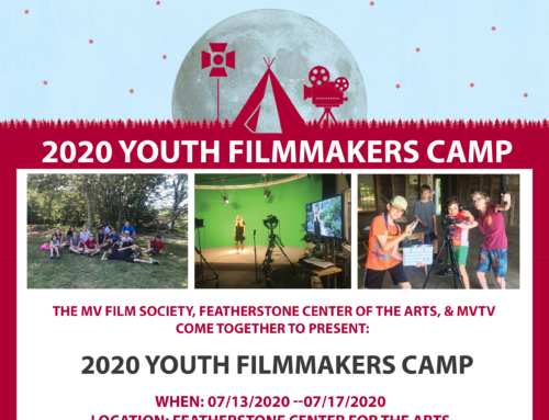 2020 YOUTH FILMMAKERS CAMP